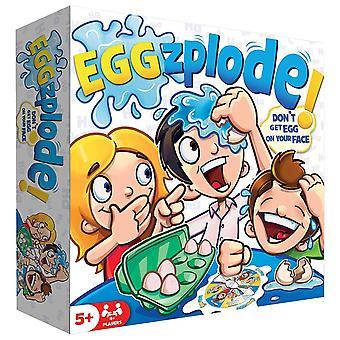 Eggzplode Spiel