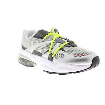 Puma Cell Venom Han  Mens Gray Mesh Casual Low Top Sneakers Shoes