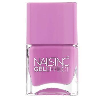 Nails inc Nail Polish Gel Effect - Lexington Gardens (6881) 14ml