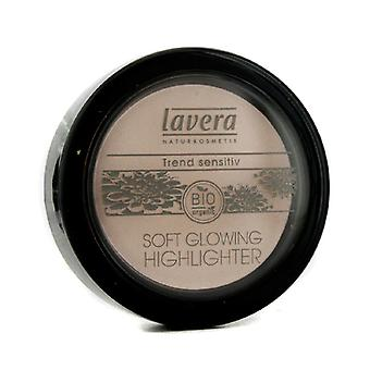Lavera Soft Creme Hightlighter - # 02 glänzende Perle 4g glühend / 0,14 oz