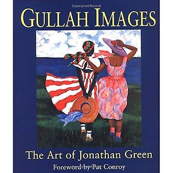 Gullah bilder; Konsten att Jonathan grön