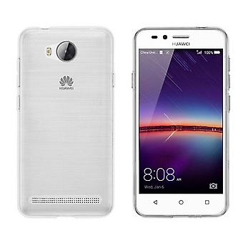 Huawei Y3 2 Silicone Case Transparent - CoolSkin3T