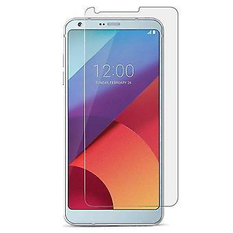 LG Q7 حامي الشاشة - الزجاج المقسى 9H