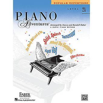 Faber Piano Adventures - Level 2A - Popular Repertoire Book - 97816167
