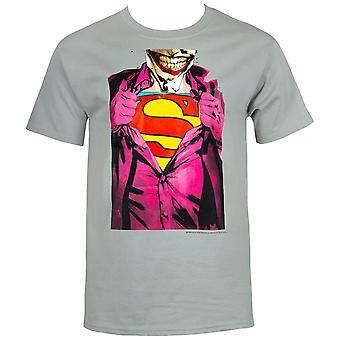 Joker Exposed Mężczyźni's T-Shirt