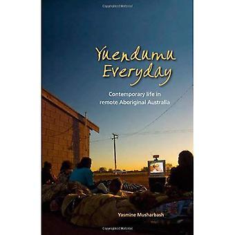 Yuendumu Everyday: intimitet, immediacy og mobilitet i en ekstern Aboriginal oppgjør
