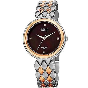 Burgi Clock Woman Ref. BUR193TTR