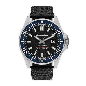 Spinnaker SP-5061-02 Gent's Tesei Titanium Wristwatch