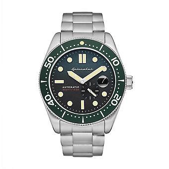 Spinnaker SP-5058-11 Gent's Croft Green Dial Wristwatch