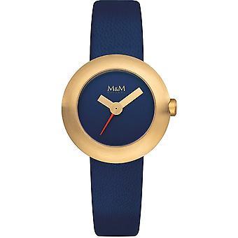 M & M Germany M11948-818 Basic-M Ladies Watch