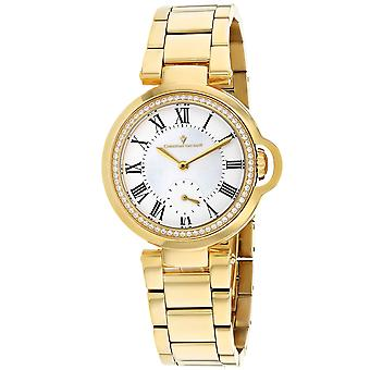 Christian Van Sant Women's Cybele White mother of pearl Dial Watch - CV0231