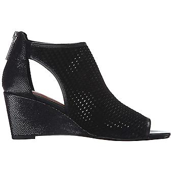 Donald J Pliner Womens Jace-OLVP Suede Peep Toe Casual Platform Sandals