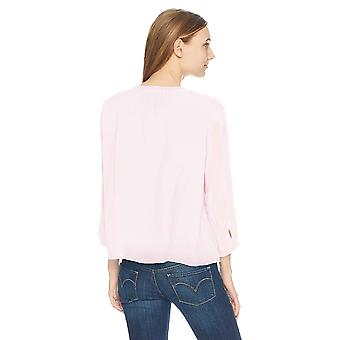 Levi's Women's Noelle Top, Light Leylak, X-Large, Light Leylak, Boyut X-Large