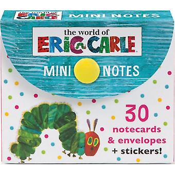 World of Eric CarleTM Mini Notes by Eric Carle