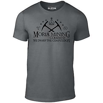 Miesten ' s Moria Mining Company t-paita