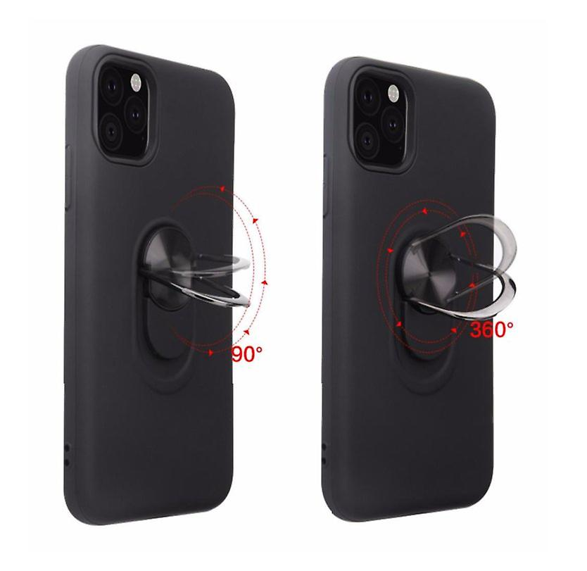 iPhone 11 Pro | Ring holder and metal brick case