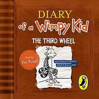 Diary of a Wimpy Kid The Third Wheel Book 7 by Jeff Kinney