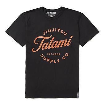 Tatami Fightwear Classic Logo T-Shirt Black