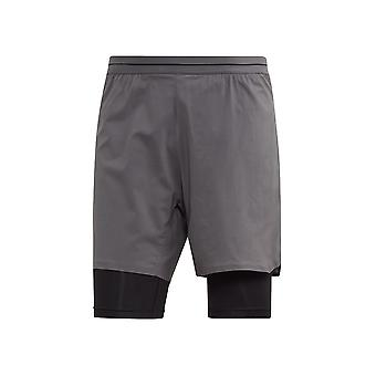 Adidas Agr 2IN1 DS8765 tüm yıl erkek pantolon çalışan