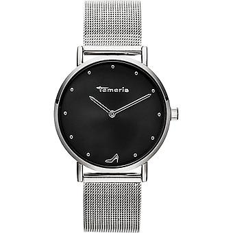 Tamaris - Wristwatch - Anda - DAU 36mm - silver - ladies - TW044 - silver black
