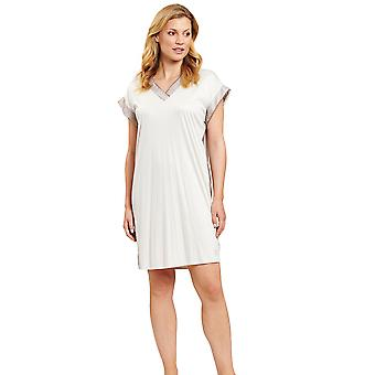 Féraud 3201071-11727 Dames's Couture Cream Loungewear Nightdress