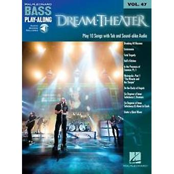Dream Theater Bass PlayAlong Volym 47 av konstnären Dream Theater