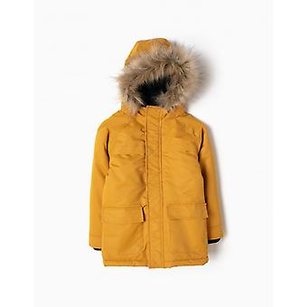 Zippy Parka Padded Harv Gold