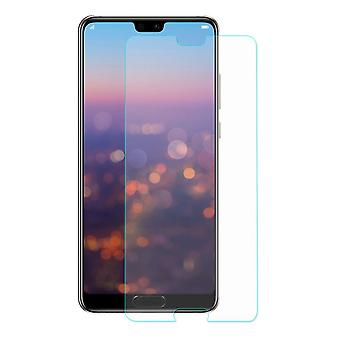 2x Huawei P20 Glas Bildschirm Protektor-gehärtetes Glas