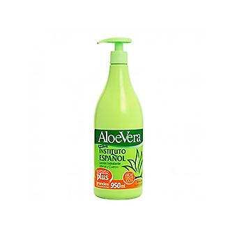 Body Lotion Aloe Vera Instituto Español