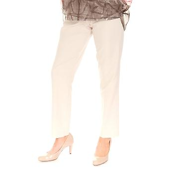 PERSONAL CHOICE Personal Choice Cream Trouser 122
