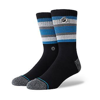 Stance Joan Crew Socks in Black