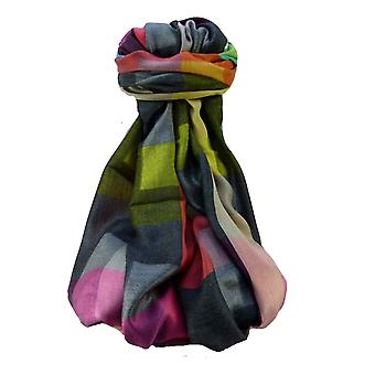 Mens Premium Silk Contemporary Scarf 5949 by Pashmina & Silk