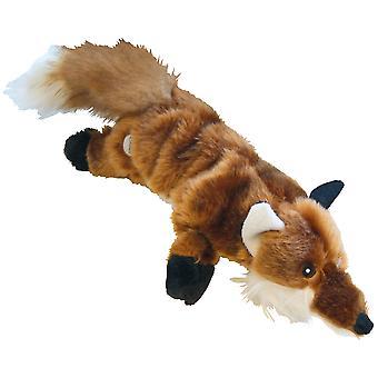 Gloria Pets Zorro Plush Squeaker Spring (Dogs , Toys & Sport , Stuffed Toys)