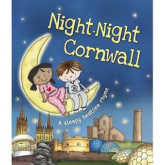 Night- Night Cornwall - 9781785533334 Book