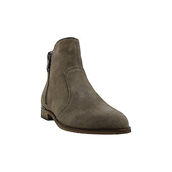 Marc Fisher Womens Rail Suede Almond Toe Ankle Fashion Boots