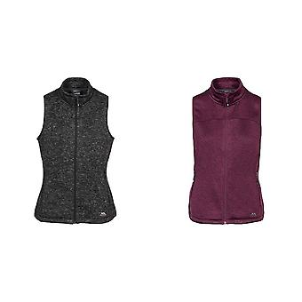 Trespass dame/damer Mildred fleece Gilet