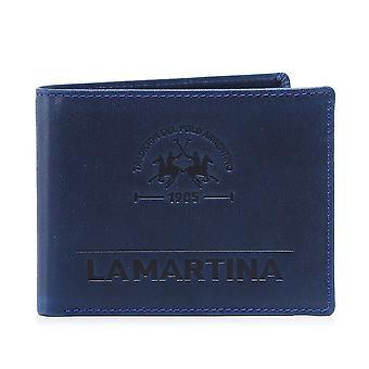 La Martina Leather Ettore Wallet