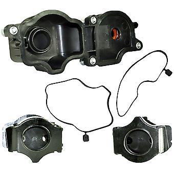Crankcase Breather Filter Kit For Bmw, Range Rover, Opel/Vauxhall Llj500010, 7799367