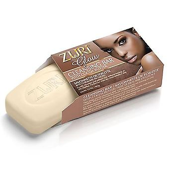 Zuri glow cleansing bar, 3.5 oz
