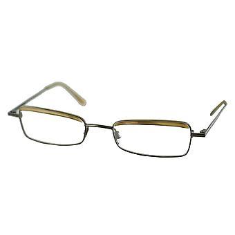 Fossile briller Briller Eyeglass Frame Paris brun OF1062200