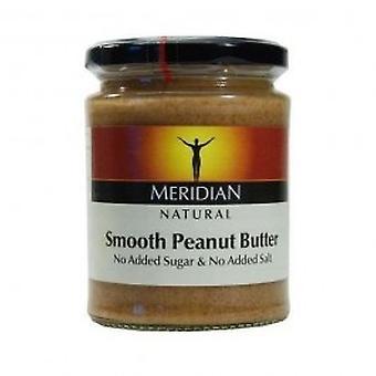 Meridian - Smooth Peanut Butter No Salt 280g