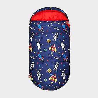 New Pod Infant Space Sleeping Bag Blue/White