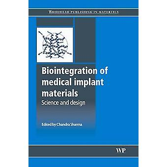 Biointegration of Medical Implant Materials Science and Design by Sharma & Chandra