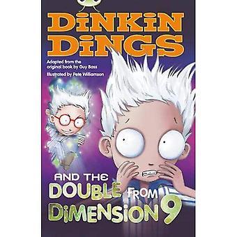 Bug Club Grå B/4C Dinkin Dings og Double fra Dimension Nine (BUG CLUB)