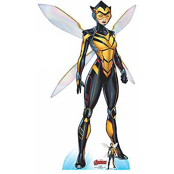 Wasp Official Lifesize Marvel Avengers Cardboard Cutout / Standee