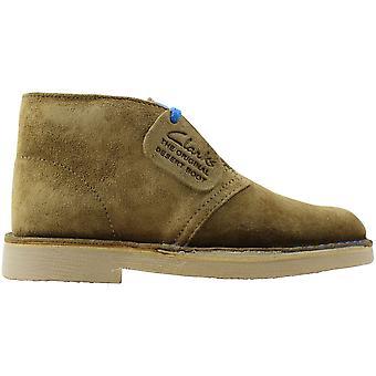 Clarks Desert Boot Brown 26104827 Pre-School