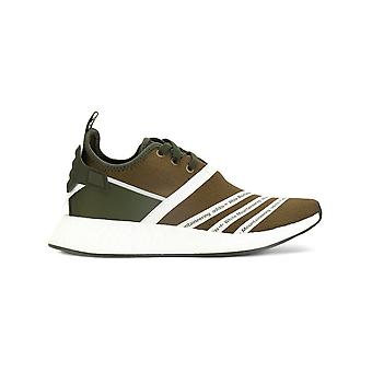 Adidas X Weiß Bergsteigen Ezcr024012 Männer's grün Stoff Sneakers