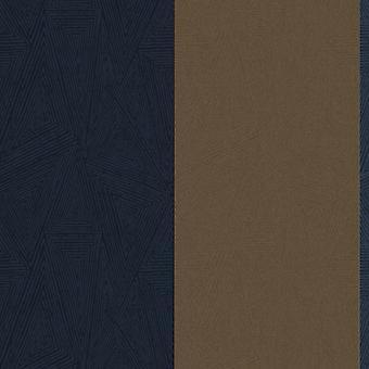 Sakkara Galena Navy Blue Wallpaper Holden 65603