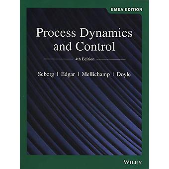 Process Dynamics and Control by Dale E. Seborg - 9781119587491 Book