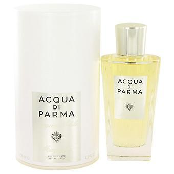 Acqua Di Parma Magnolia Nobile Eau De Toilette Spray przez Acqua Di Parma 4,2 uncji Eau De Parfum Spray
